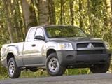 2009 Mitsubishi Raider Extended Cab