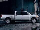 2009 Nissan Titan Crew Cab