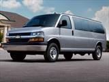 2011 Chevrolet Express 3500 Passenger Image