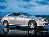 2011 Mercedes-Benz CLS-Class Image