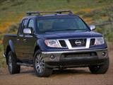 2011 Nissan Frontier Crew Cab Image