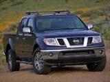 2011 Nissan Frontier Crew Cab
