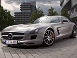 2012 Mercedes-Benz SLS-Class