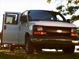 2013 Chevrolet Express 3500 Passenger