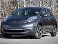 Certified Pre-Owned Nissan LEAF