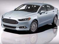 Certified Pre-Owned Ford Fusion Energi