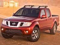 Nissan Frontier Crew Cab