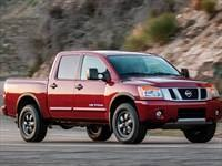 Certified Pre-Owned Nissan Titan Crew Cab