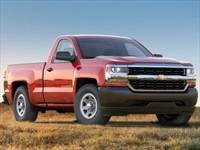Chevrolet Silverado 1500 Regular Cab
