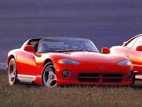 1993 Dodge Viper RT/10 Roadster 2D  photo