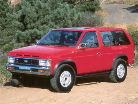 1993 Nissan Pathfinder XE Sport Utility 4D  photo