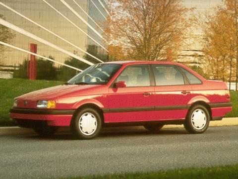 1993 Volkswagen Passat GL Sedan 4D  photo