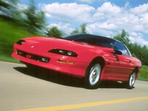 1994 Chevrolet Camaro Z28 Coupe 2D  photo