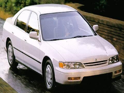 1994 Honda Accord DX Sedan 4D  photo