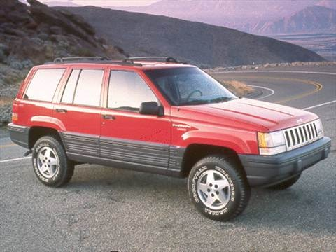 1994 Jeep Grand Cherokee SE Sport Utility 4D  photo
