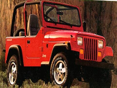 1994 Jeep Wrangler S Sport Utility 2D  photo