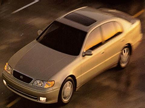 1994 Lexus GS GS 300 Sedan 4D  photo