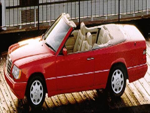 1994 Mercedes-Benz E-Class E320 Cabriolet 2D  photo