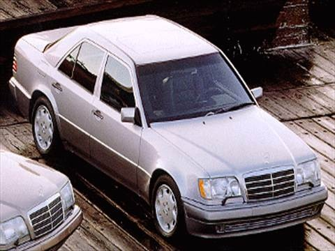 1994 Mercedes-Benz E-Class E320 Sedan 4D  photo