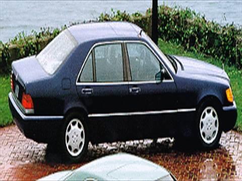 1994 Mercedes-Benz S-Class S320 Sedan 4D  photo