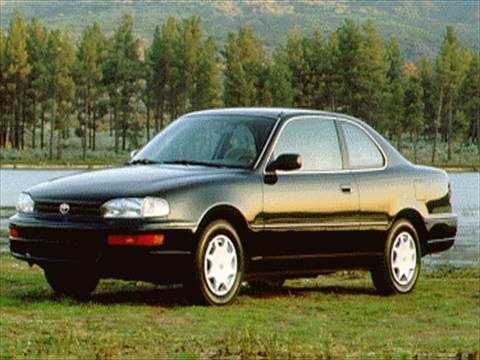 1994 Toyota Camry DX Coupe 2D  photo