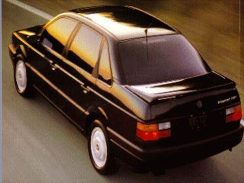1994 Volkswagen Passat GLX Sedan 4D  photo