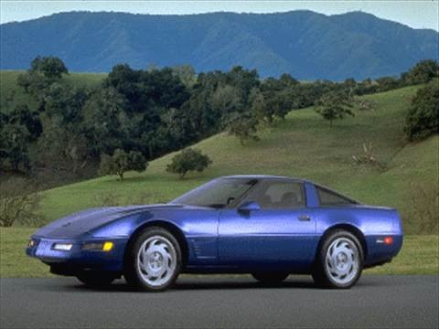1995 Chevrolet Corvette Coupe 2D  photo