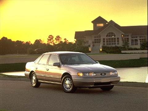 1995 Ford Taurus LX Sedan 4D Pictures and Videos - Kelley Blue Book