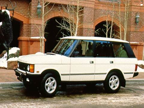 1995 Land Rover Range Rover County Classic Sport Utility 4D  photo