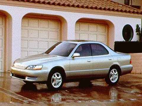 1995 Lexus ES ES 300 Sedan 4D  photo