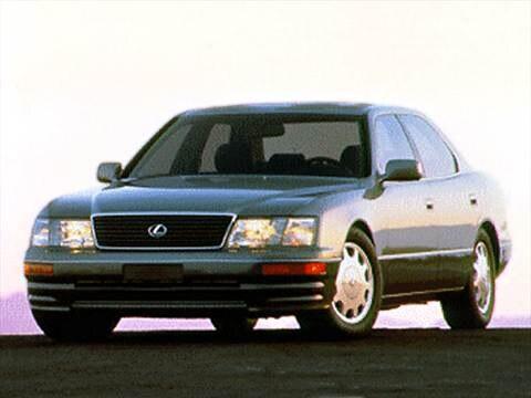 1995 Lexus LS LS 400 Sedan 4D  photo