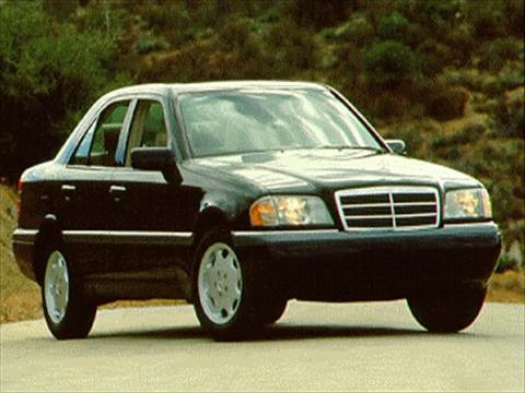 1995 Mercedes-Benz C-Class C220 Sedan 4D  photo