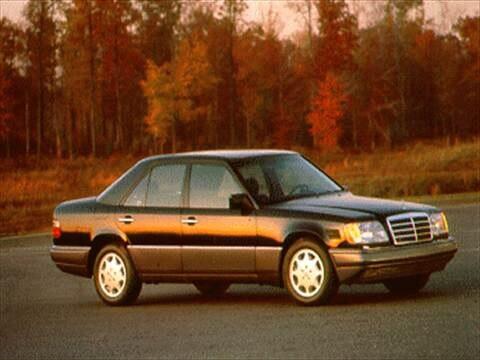1995 Mercedes-Benz E-Class E300D Sedan 4D  photo