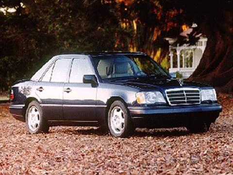 1995 Mercedes-Benz E-Class E320 Sedan 4D  photo