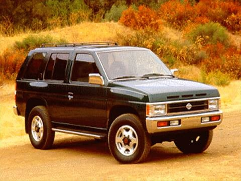 1995 Nissan Pathfinder XE Sport Utility 4D  photo