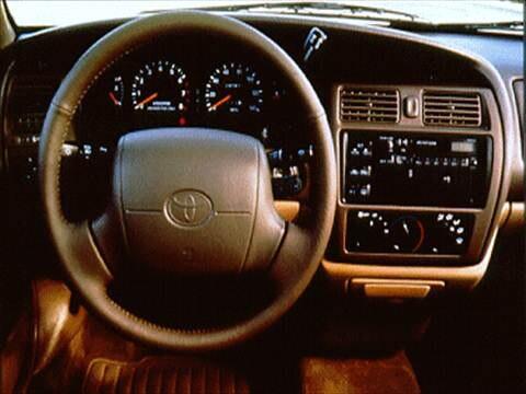 1995 Toyota Avalon XL Sedan 4D  photo