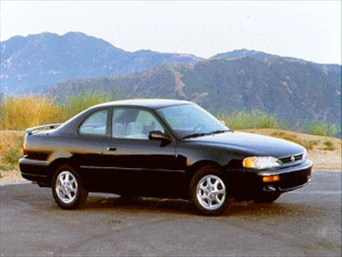 1995 Toyota Camry DX Coupe 2D  photo