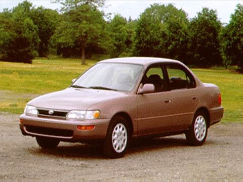 1995 Toyota Corolla Sedan 4D  photo