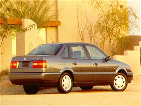 1995 Volkswagen Passat GLS Sedan 4D  photo