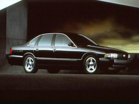 1996 Chevrolet Impala SS Sedan 4D  photo