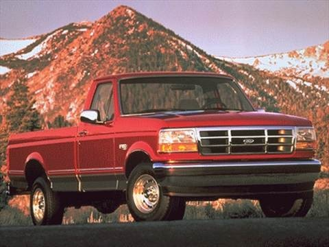 1996 Ford F150 Regular Cab Short Bed  photo
