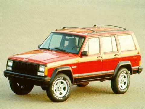1996 Jeep Cherokee SE Sport Utility 2D  photo