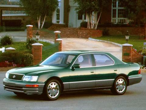 1996 Lexus LS LS 400 Sedan 4D  photo