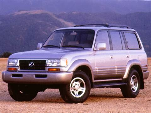 1996 Lexus LX LX 450 Sport Utility 4D  photo
