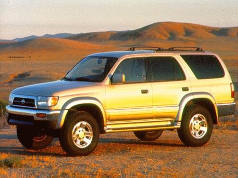 1996 Toyota 4Runner Sport Utility 4D  photo