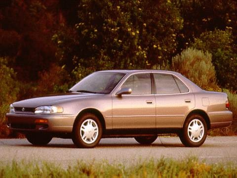 1996 Toyota Camry LE Sedan 4D  photo