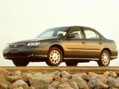 1997 Chevrolet Malibu Sedan 4D  photo