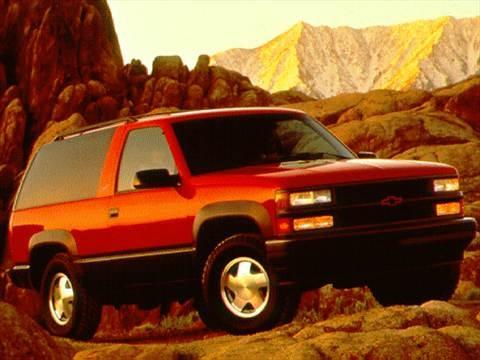 1997 Chevrolet Tahoe Sport Utility 2D  photo