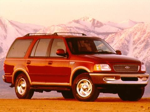 1997 Ford Expedition Sport Utility 4D  photo