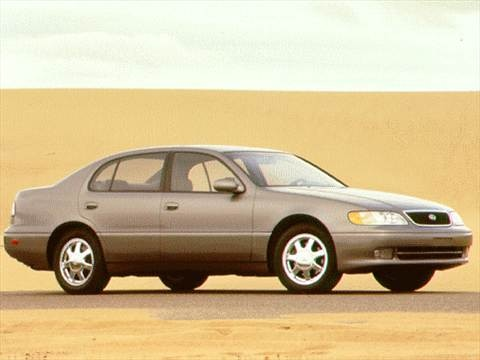 1997 Lexus GS GS 300 Sedan 4D  photo